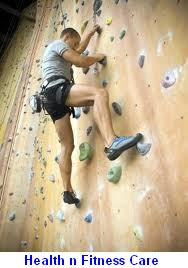 Indoor Rock Climbing Is A good Fitness Exercise