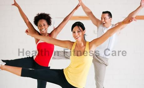 Aerobics Is Good For Health