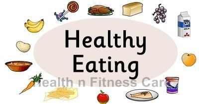 Healthy Eating Is Important For Good Health And Fitness