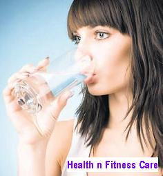 Drinking water increases metabolism.