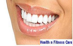 HEALTHY, WHITE AND CLEAN TEETH