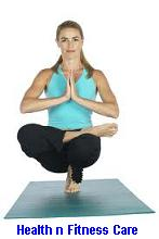 HEALTHY BODY AND MENTAL CALMNESS WITH YOGA