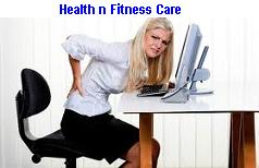 HOW TO KEEP AWAY BACK PAIN AT WORK