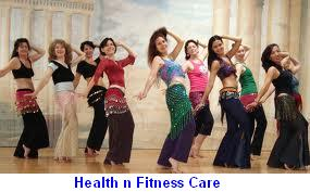 HEALTH BENEFITS OF BELLY DANCING