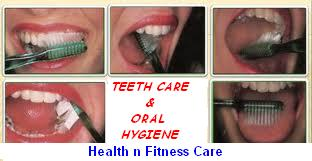 TIPS FOR ORAL HYGIENE AND TEETH CARE