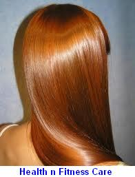 LUSTROUS SHINY HAIR