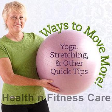 Try Different Moving Exercises