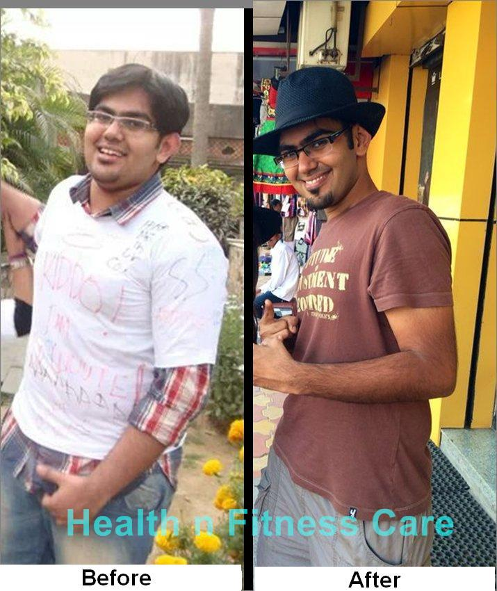 How Kushal, A Foodie Lost 30 kgs – A True Story